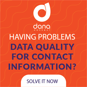 Solve your problems with data quality for your contacts information