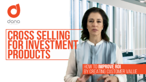 Automate Cross selling for investment products